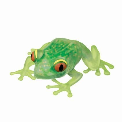 Squishy Stress Forest Frog (ea) - Giant 6