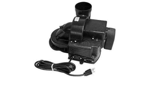 Bradford Blanco Calentador de agua caliente Proyecto de escape soplador de inducer # 265 - 45584 - 00: Amazon.es: Bricolaje y herramientas