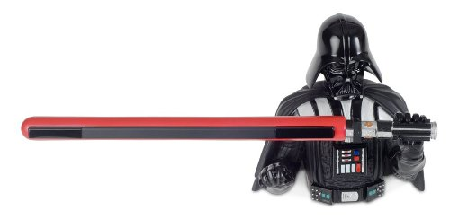 Official Nintendo and Star Wars Wii Darth Vader Sensor Bar - Wii Star Wars Official