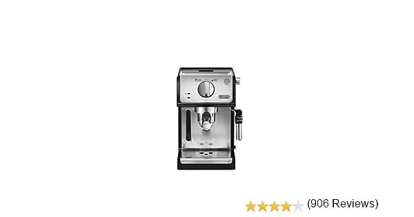 Delonghi ECP 35.31 Cafetera de bomba tradicional para espresso y ...