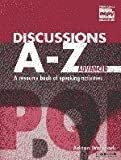 Discussions A-Z Advanced, Adrian Wallwork, 0521559790