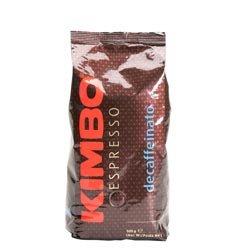 KIMBO Espresso 'Decaf' Beans 1.1 lbs bag