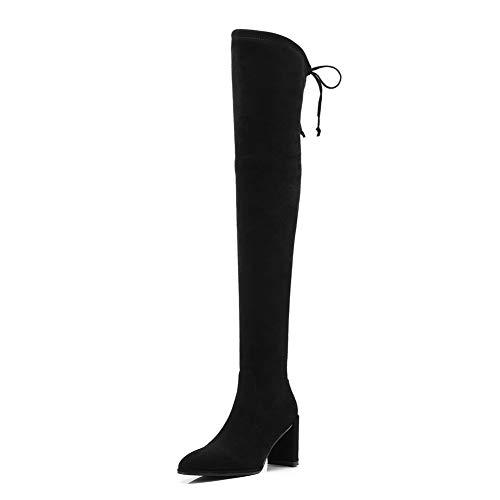 Abm12931 Sandales Noir Femme Noir Balamasa 5 Compensées 36 qUTdxpC