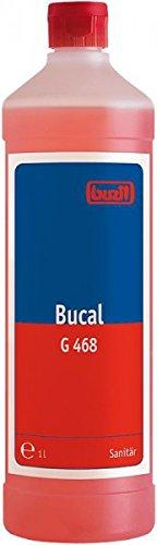 Sanitärreiniger Buzil G468 Bucal 1 L neutraler Duft-Sanitärreiniger für die Unterhaltsreinigung