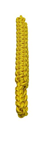 - Shoulder Cords, JROTC & Honor Guards (Yellow)