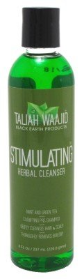 (Taliah Waajid Black Earth Products Stimulating Herbal Cleanser, 8)