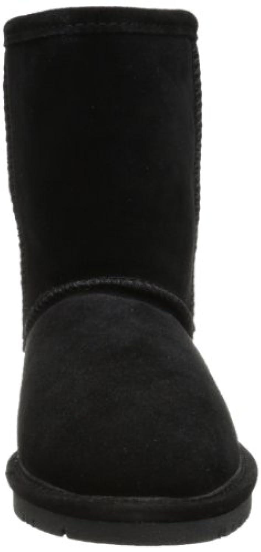 Bearpaw Unisex Kids' Emma Youth Boots Black Size: 1