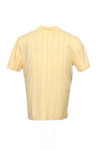 Van Heusen Men's Printed Windowpane Polo Shirt