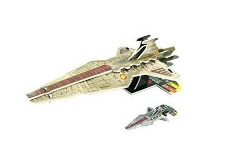Star Wars Pocketmodel TCG Clone Wars Mega Pocketmodel (Venator Star Destroyer)