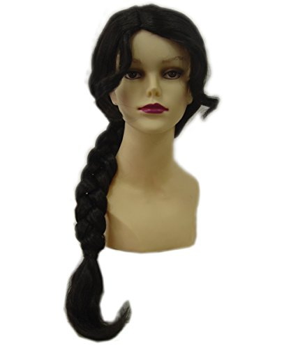 Xcoser Film HG Beautiful Cosplay Katniss Wig For Cosplay Costume -