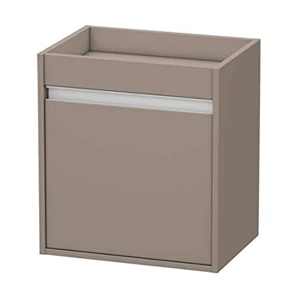 Amazon.com: Duravit Ketho Medicine Cabinet KT2528R4343 Basalt Matte  (Decor): Home Improvement