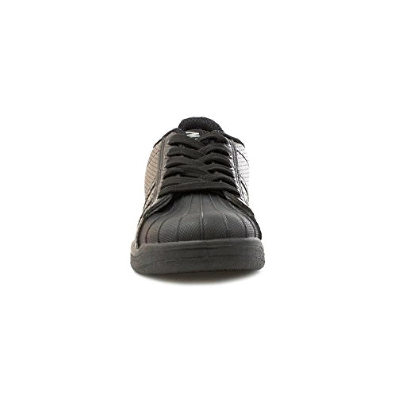 Mercury Kids Black Lace Up Trainer - Size 6 - Black