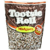 Tootsie Roll Midgees Candy, 4.86 Pound carrier to shipping international usps, ups, fedex, dhl, 14-28 Day By Dragon Shopping (Sugar Free Sweets)