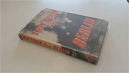Book Last Train from Berlin