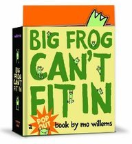 Download Big Frog Can't Fit in: A Pop-Up Book[ BIG FROG CAN'T FIT IN: A POP-UP BOOK ] by Willems, Mo (Author) Oct-01-09[ Hardcover ] ebook