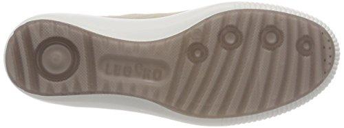 Legero Tanaro, Sneaker a Collo Alto Donna Beige (Corda)