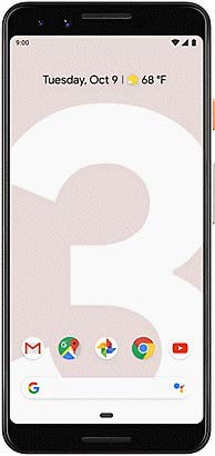 Google Pixel 3 - Factory Unlocked, Pink, 64GB