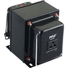 Pyle PVTC2020U Step Up/Down Transformer - 2 kVA - 120 V AC, 230 V AC Input - PVTC2020U