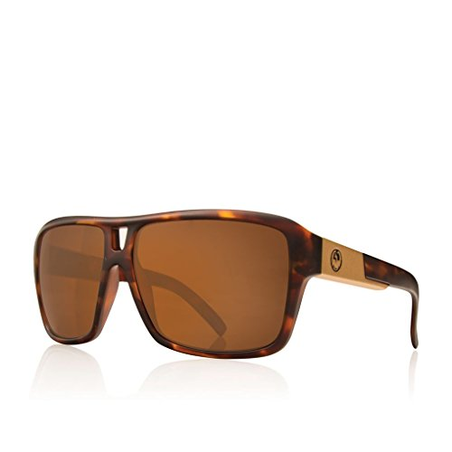 Dragon Sunglasses - The Jam / Frame: Matte Tort Lens: Bronze (Dragon Jam Lenses)