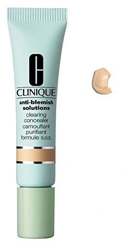 Clinique Acne Solutions Clearing Concealer - Shade 2 (The Best Concealer For Acne)