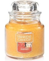 Yankee Candle Harvest Small Jar Candles