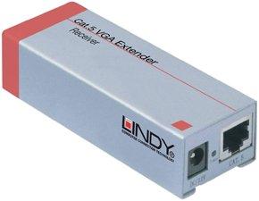 LINDY VGA Extender Cat5 300m, Receiver Unit (32539)