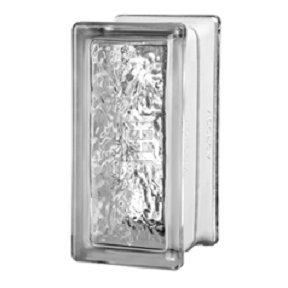 Cortina Blocks - Quality Glass Block 4x8x4 Cortina Glass Block