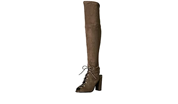 5375efeae05 GUESS Women s Calene Over The Knee Boot  Amazon.ca  Shoes   Handbags