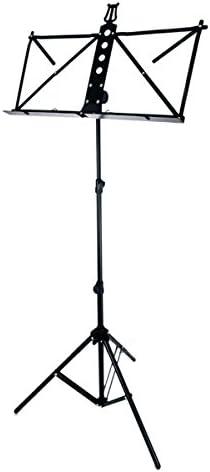 Blue Uberlite U200U-BU Lightweight Music Stand and Carry Bag