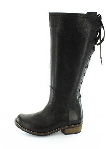 651 Wolky Donna Lackleder Sneaker Bordo E4qwTB4n