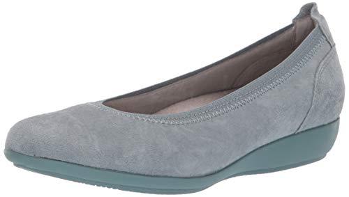 Dansko Women's Kristen Shoe, Slate Suede, 39 M EU (8.5-9 US)