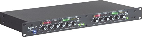 Ashly Audio CLX-52 2-Channel Peak Compressor/Limiter by Ashly Audio