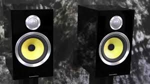 Bowers & Wilkins B&W CM5 Loudspeakers Gloss Black