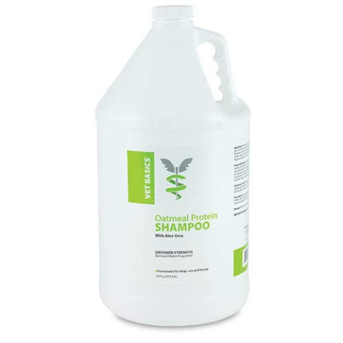 - Revival Animal Health Vet Basics Oatmeal Protein ShampooGallon