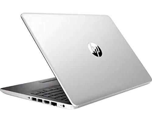 HP 14 10th Gen Intel Core i5 Processor 14-inch FHD Laptop (i5-10210U/8GB/1TB HDD + 256GB SSD/Win10 Home/MS Office/2GB Graphics/Natural Silver/1.47 kg), 14s cr2000TX