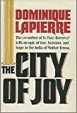City of Joy by Lapierre, Dominique published by Doubleday Hardcover