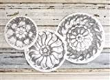 Hester & Cook Rosette Serving Papers/Set of 30