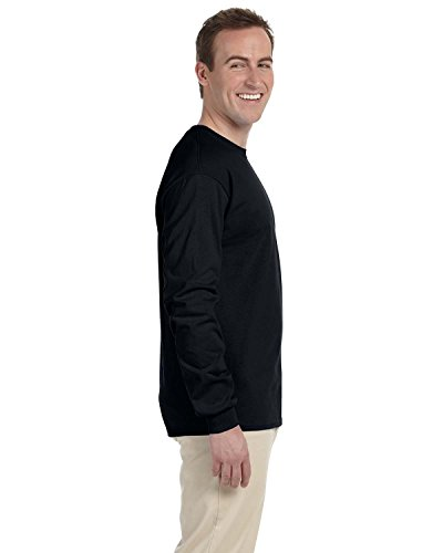 Classic Adult Black T-shirt - 9