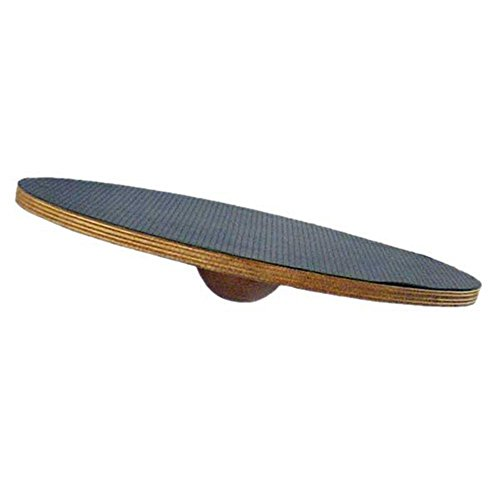 Jfit 16 in. Round Fixed Angle Balance Board