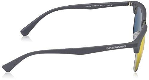 Gris de Emporio Grey Mixte Armani 55026q Montures Lunettes FZEcTXER