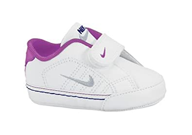 cf2a225154 Nike First Court Tradition Lea 315423 104, Size 15: Amazon.co.uk ...