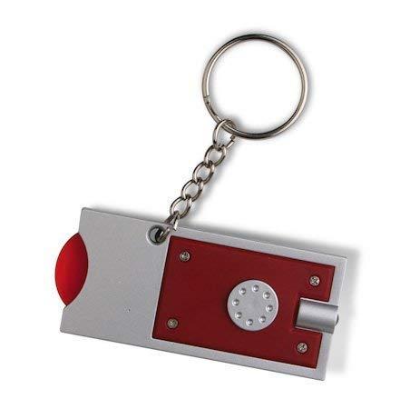 Subito disponibile Llavero con Linterna luz LED y Puerta ...