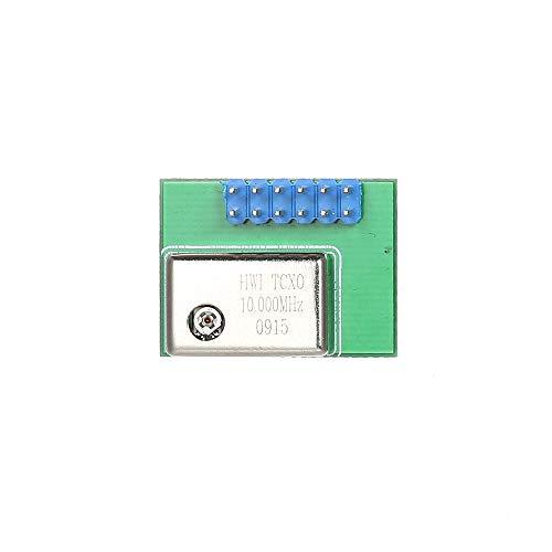 Festnight External TCXO Clock for HackRF One PPM 0 1 for GPS Applications  GSM/WCDMA/LTE Module