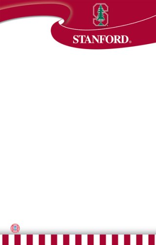 Turner CLC Stanford Cardinal Notepads, 5 x 8 Inches, 2 Packs (8170295)
