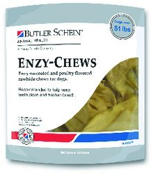 Enzy-Chews for dogs over 51 lbs, 15 Chews