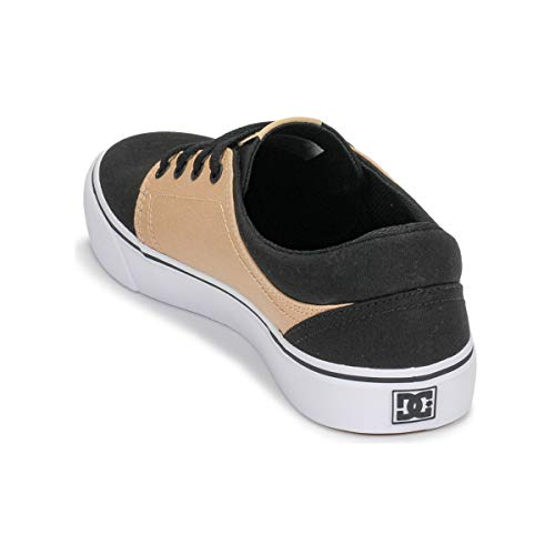 Tonik Dc Da Scarpe Ginnastica Basse Shoes bt0 Uomo Nero pw1C5qSf