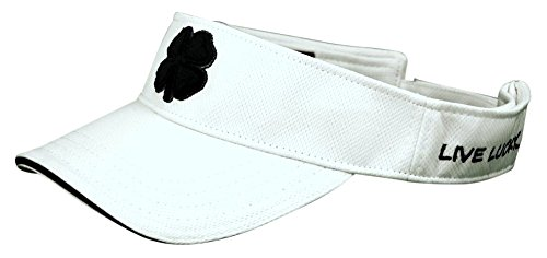 Black Clover Golf- Visor at Amazon Men s Clothing store  8f7925fa461