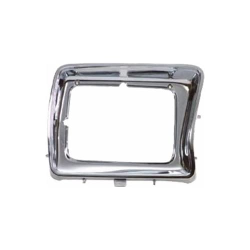 f2e4d848 QP F0753-a Ford F-Series Chrome Passenger Headlight Door Grille chic ...