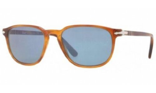 Persol Sunglasses PO3019S 96/56 Light Havana 52MM NEW