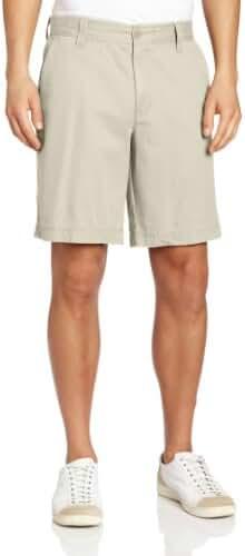IZOD Men's Saltwater Flat Front Short